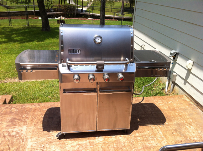 Natural Gas Barbecue Hook Up